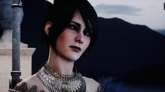 Dragon Age Inquisition, Morrigan character
