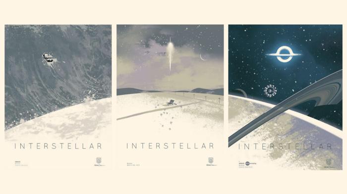 Film posters, Interstellar movie, movies, movie poster