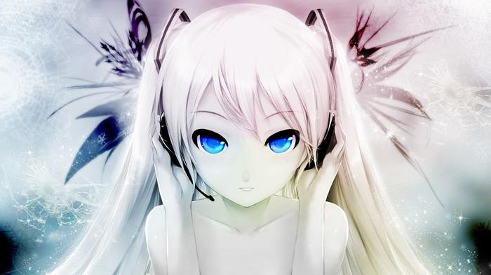 Vocaloid, Hatsune Miku, anime, anime girls