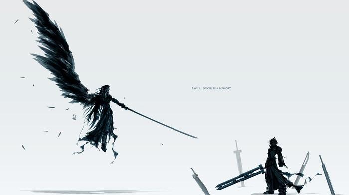 Final Fantasy, wings