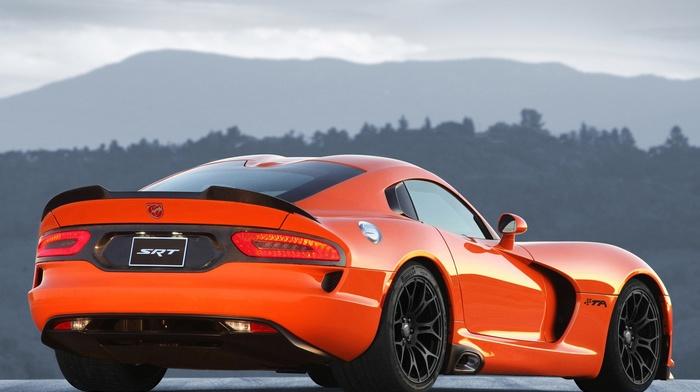 SRT Viper, car, Dodge