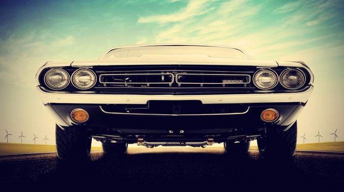 Dodge, muscle cars, car, Dodge Challenger