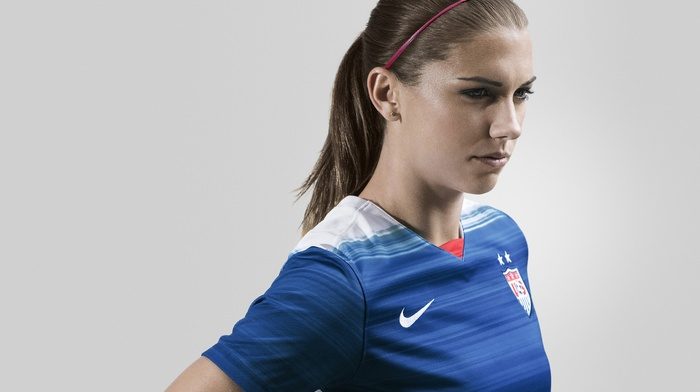 Alex Morgan, Nike, soccer girls, girl, USA, athletes