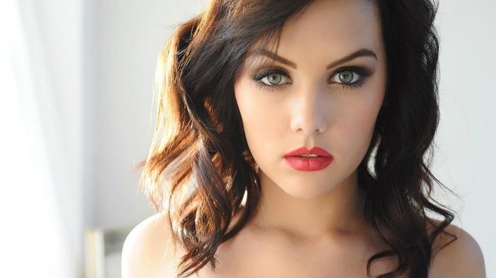 girl, Melissa Clarke