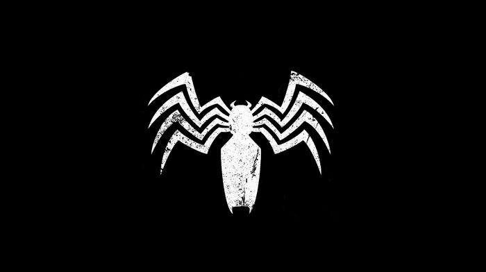 Spider Man Symbols Spider Venom Logo Wallpaper 141233