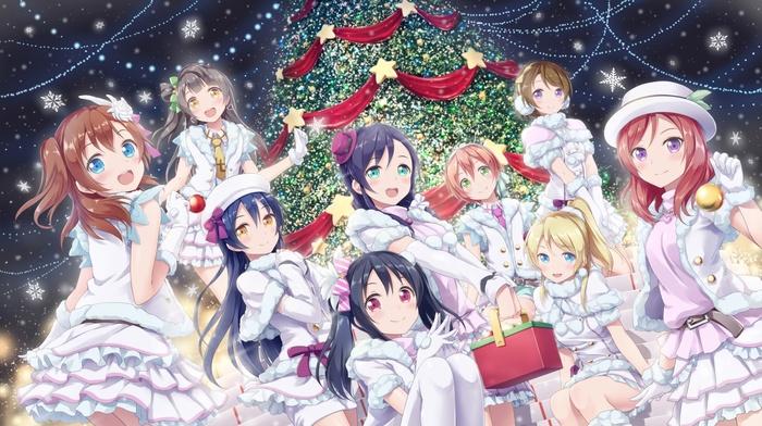 Koizumi Hanayo, Ayase Eri, Minami Kotori, anime, Kousaka Honoka, Nishikino Maki, Hoshizora Rin, Love Live, Toujou Nozomi, Sonoda Umi, Yazawa Nico