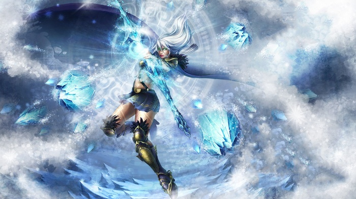 Ashe, League of Legends