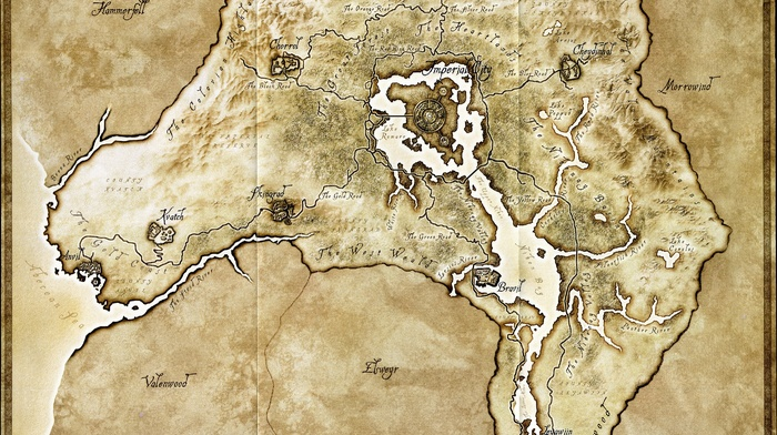 video games, The Elder Scrolls IV Oblivion, The Elder Scrolls