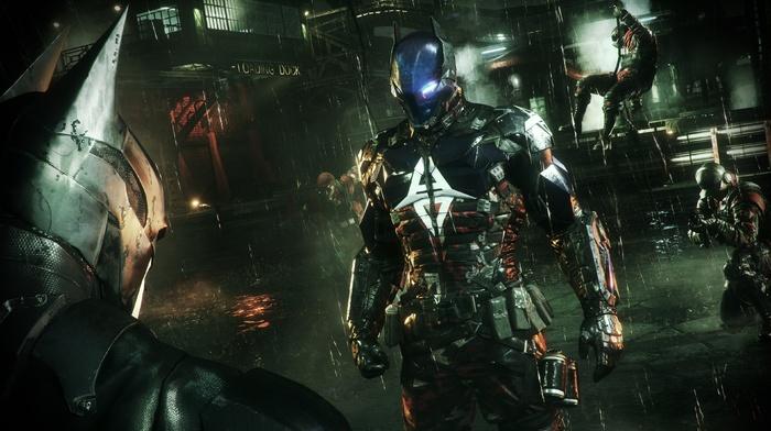 video games, Batman Arkham Knight, Gotham City, Batman