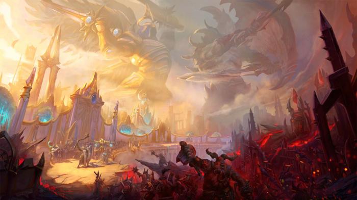 Diablo III, Blizzard Entertainment, Battlefield of Eternity, heroes of the storm
