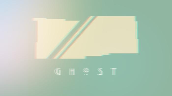 digital art, vintage, modern, ghost, abstract, minimalism, anime