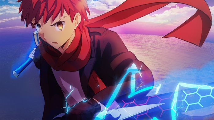 anime, FateStay Night, Shirou Emiya