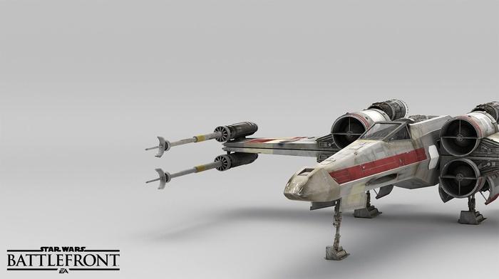Rebel Alliance, Star Wars, x, wing, Star Wars Battlefront