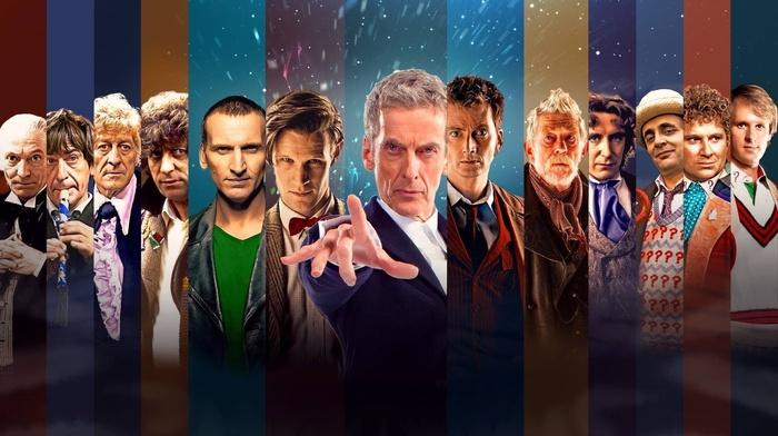 David Tennant, The Doctor, Tenth Doctor, Matt Smith, Doctor Who