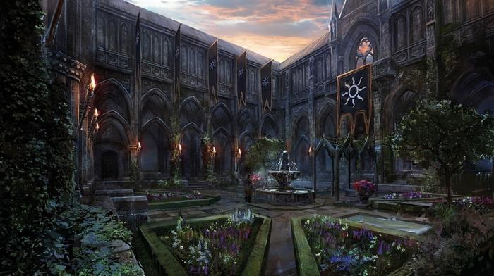 Dragon Age Inquisition, video games, concept art, Dragon Age