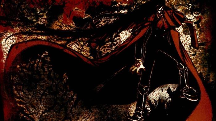 Anime Vampires Hellsing Alucard