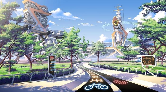 summer, seasons, Japan, Culture Japan, futuristic
