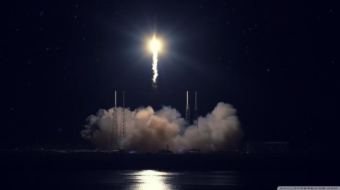 rockets, space