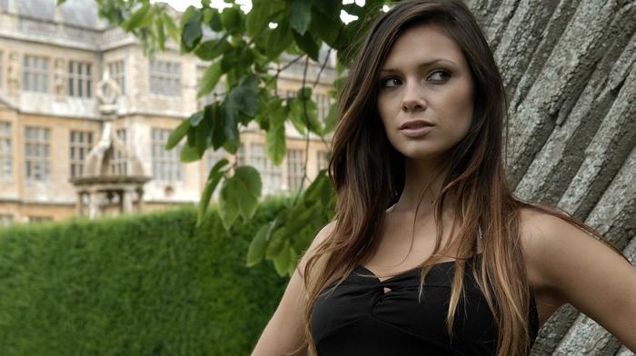 model, Louisa Marie