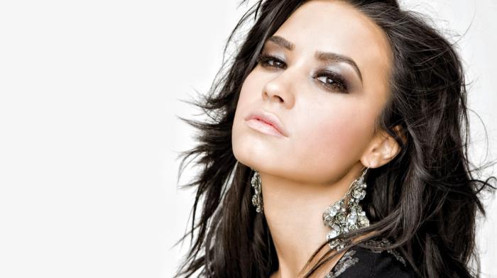 face, Demi Lovato, girl