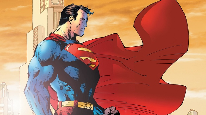 DC Comics, superhero, Superman, Composite Superman
