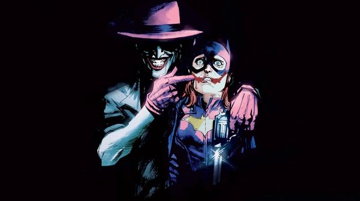 Joker, DC Comics, Batgirl