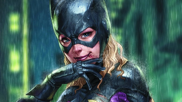 comics, Batgirl, Stephanie Brown, DC Comics, superheroines