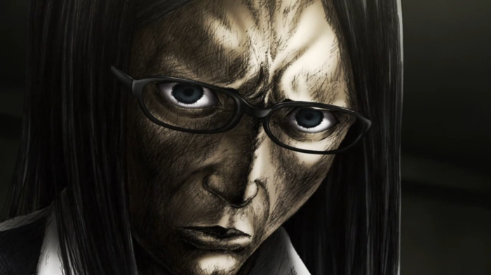 glasses, anime, anime boys