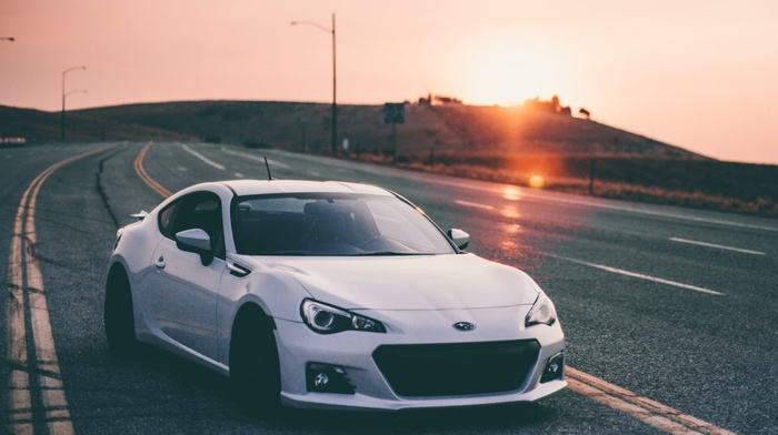 Subaru, Subaru BRZ, car