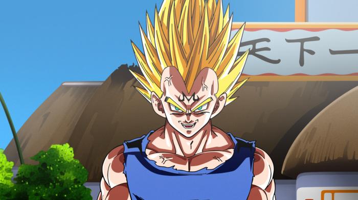 Super Saiyan, Vegeta, Dragon Ball