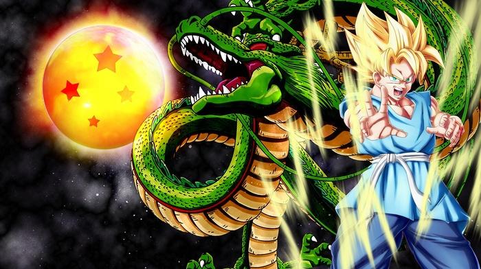 Dragon Ball, Super Saiyan, Son Goku