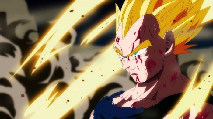Dragon Ball Z, Vegeta, Super Saiyan