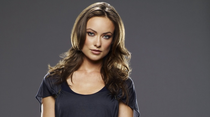 actress, face, Olivia Wilde, looking at viewer