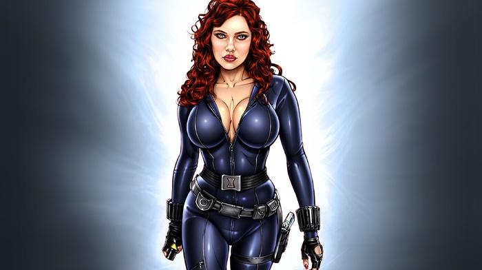 Black Widow, artwork