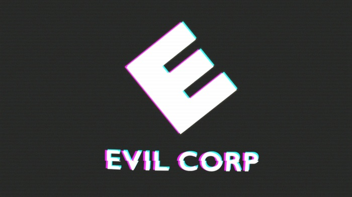 Mr Robot, EVIL CORP, TV, Mr. Robot TV Series