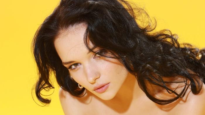 girl, Katie Fey, model