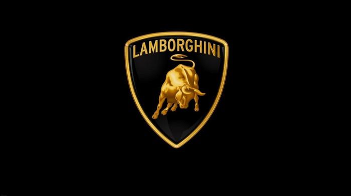 car, logo, Lamborghini