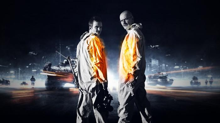 Walter White, Breaking Bad, Battlefield 3