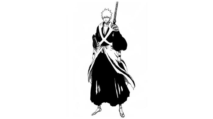 manga, Bleach, Kurosaki Ichigo