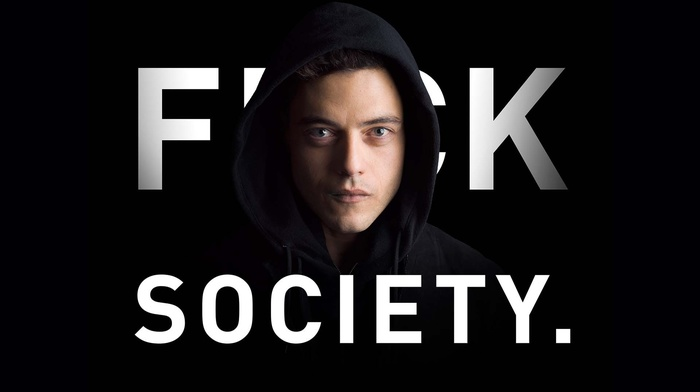 Mr Robot, Mr. Robot TV Series, fuck, TV