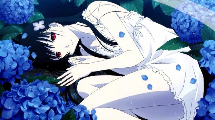 Sankarea, anime, artwork, anime girls, Sanka Rea