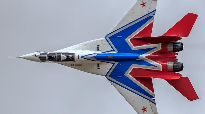 Mikoyan MiG, 29, Russian Army, aircraft, army, military aircraft