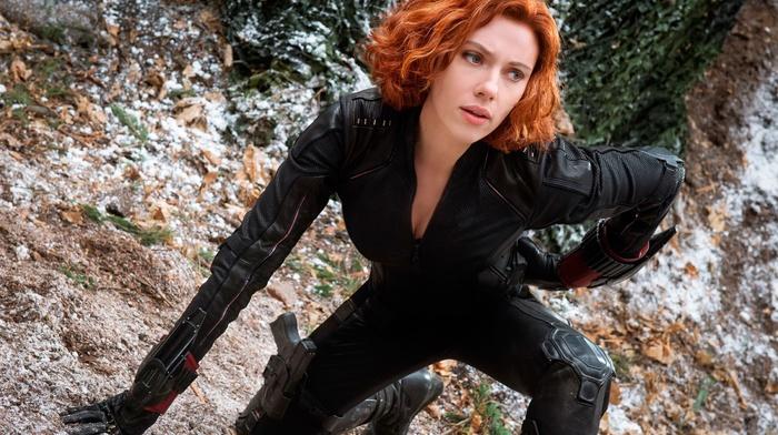 Scarlett Johansson, The Avengers, Black Widow