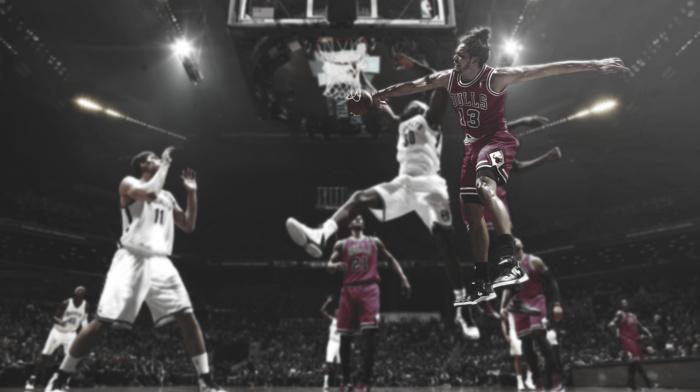 ball, sports, edit, NBA, baskets