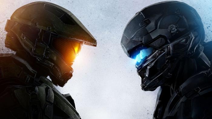 Master Chief, Spartan Locke, Halo 5, Halo