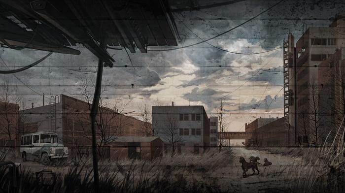 Ukraine, S.T.A.L.K.E.R. Call of Pripyat, Pripyat
