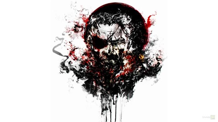 Metal Gear Solid V The Phantom Pain, photo manipulation