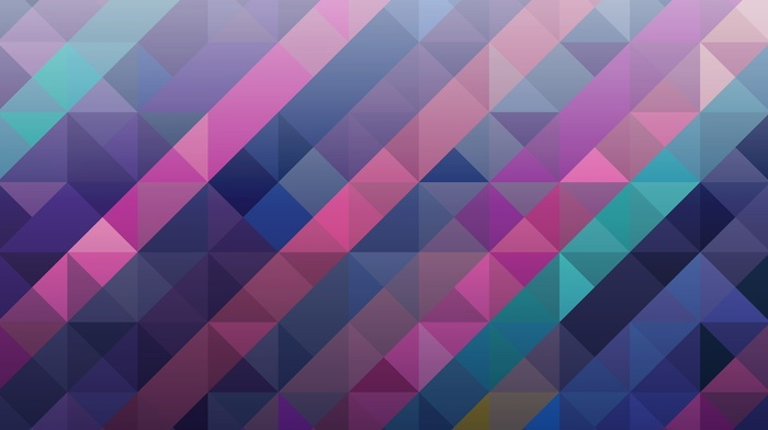lines, triangle, square, mosaic, digital art, minimalism, geometry, pattern, colorful, abstract