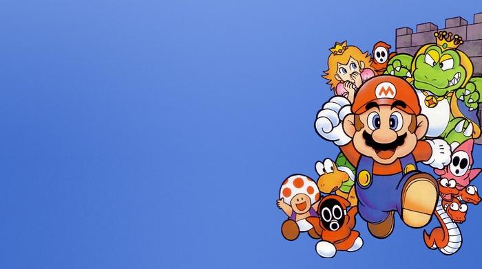 Super Mario, Nintendo, nintendo entertainment system, Club Nintendo