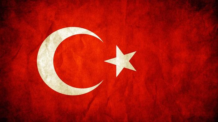 flag, Turkey
